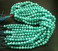 Amazoniote jade Beads 10mm faceted natural stone Jewelry beads 190pcs/lot.1string=38beads free shipping