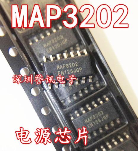 1pcs NEW MAP3202 IC Chip SOP-14