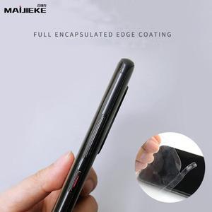 Image 4 - واقي شاشة 10d أمامي + خلفي هيدروجيل لهاتف آيفون 11 برو ماكس واقي شاشة من البولي يوريثان لهاتف آيفون X Xs Max Xr هيكل كامل نانو