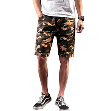 New Fashion Mens Camouflage Shorts 2017 Summer Casual Brand Short Masculino Beach Men Plus Size 3XL 4XL 5XL