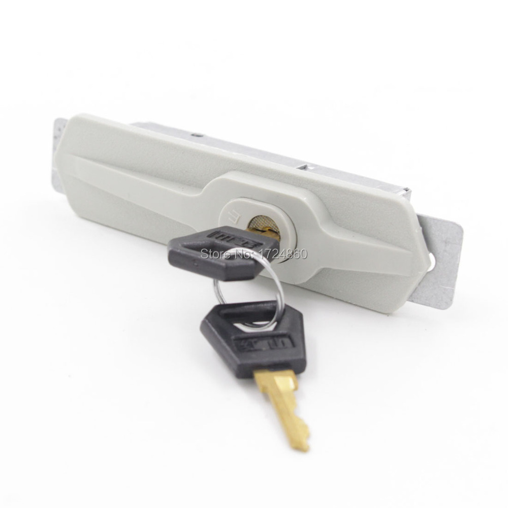 2pcs wt9700 file cabinet lock sliding door lock with 2 keyschina