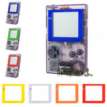 Plastic Protective Lens Screen for Nintendo GameBoy Pocket GBP - GPAJ001(China)