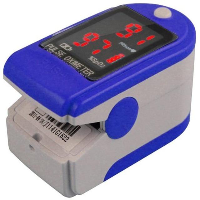 Health Care Digital Oximetro Finger Tip Pulse Oximeter Blood Oxygen Spo2 Pulsioximetro Saturation Oximetro De Dedo Pulso Monitor