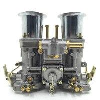 44 idf 44idf Карбюраторы для мотоциклов с воздуха рога для ошибки/Beetle/VW/fiat/Porsche замещать Weber carb