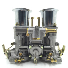 Carburateur avec klaxon dair, carburateur avec klaxon dair, pour VW coccinelle, moteur Fiat Porsche, WEBER 44, accessoires pour voiture