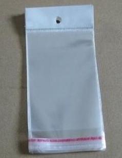 200pcs/Lot 4.5*10cm DIY Jewelry Accessories Jewelry Earrings OPP Bags Card Bag Jewelry Bag Bundle
