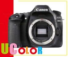 Nueva canon eos 80d hd wi-fi cámara réflex digital