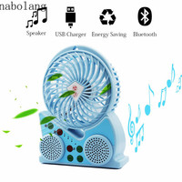 Portable Fan Sound Mini Rechargeable Desk USB Fan Ultra Quiet Summer Home Office Electric Cooling Fan