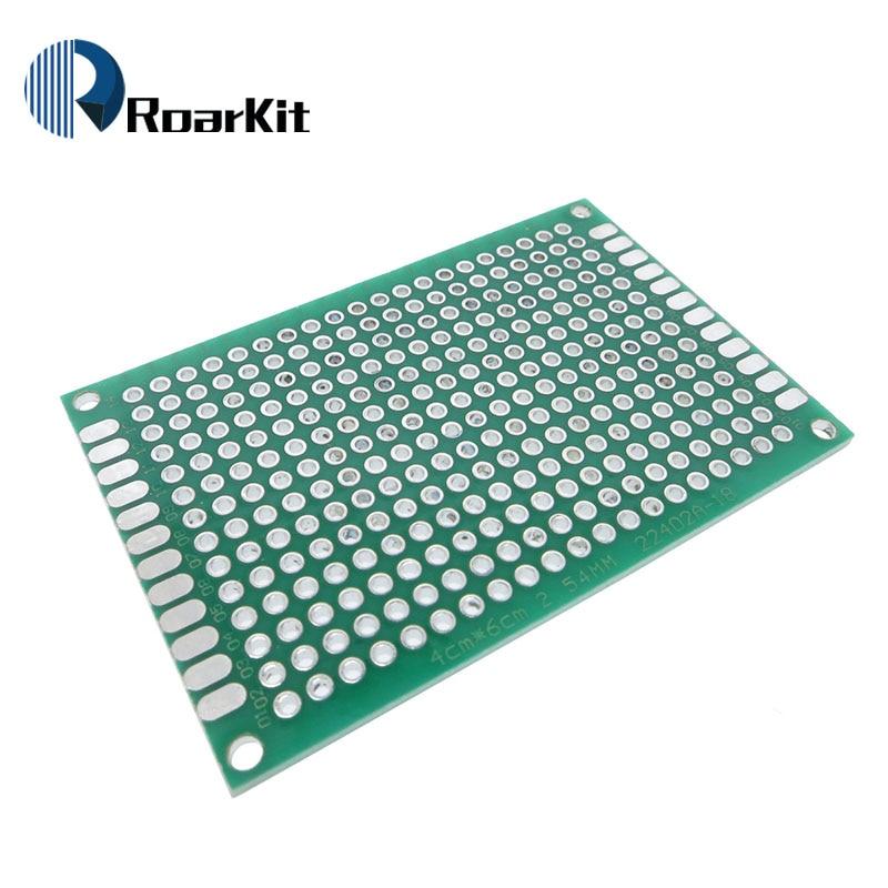 10 pcs 7 × 9 cm DIY Prototype PCB Universal Board for Arduino Raspberry Pi HM