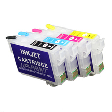 Ink-Cartridge 206 XP-2101 T2061-T2064 EPSON Refillable Printer Compatible 1set UP
