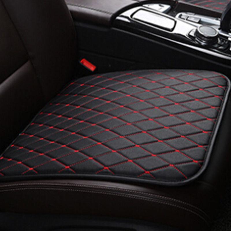 50*52 см переднем сиденье автомобиля покрывает хлопок дышащий Pad половина объемного коврик для авто кресло подушка