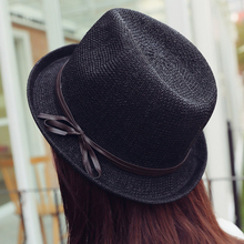 Summer cutout Fedoras hats breathable beach caps male and female couple  outdoor hat simple cap free b908b08808fc