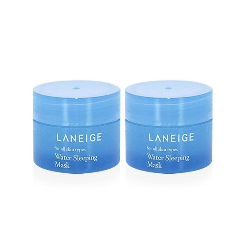 ZANABILI Original Korea Water Sleeping Mask Facial Mask Face Skin Care Lifting Firming Whitening Cream Shrink Pores Face Mask