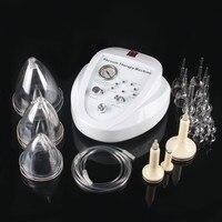 Прибор для вакуумного массажа груди ухаживающее косметологическое оборудование вакуумное баночное устройство