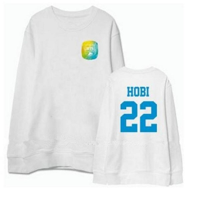 6fe2742a9c2 Mainlead New KPOP Bangtan Boys BTS Summer Package Pullover Rap Monster Jimin