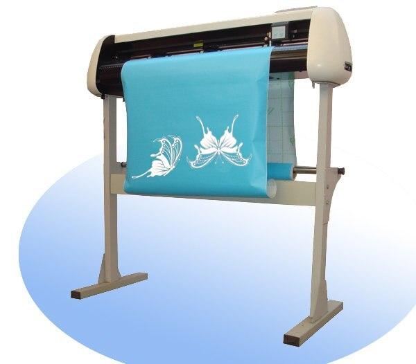 Schneideplotter/vinyl cutter maschine Hohe qualität Preis von Vinyl Drucker Schneideplotter Maschine Heißer verkauf aufkleber gute preis