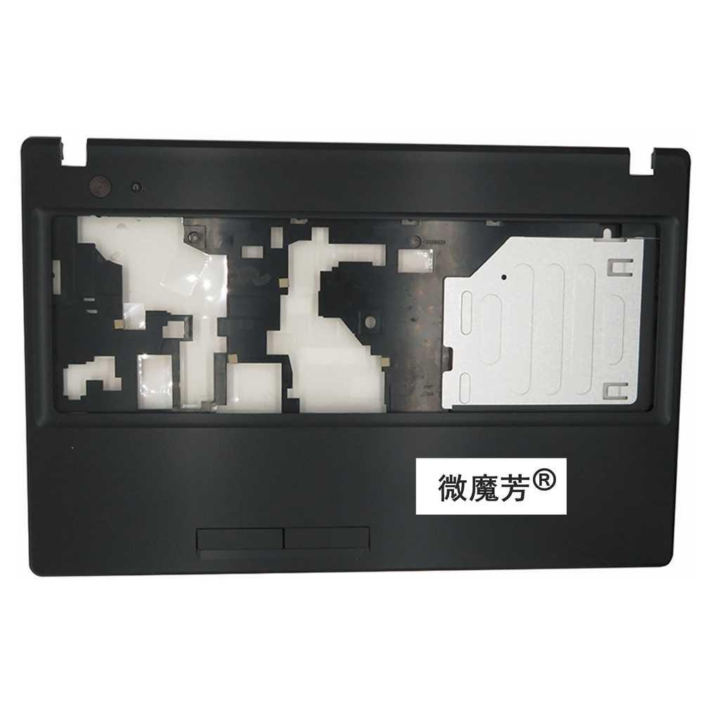 Nuevo para Lenovo G580 G585 cubierta inferior/cubierta superior con reposamanos con puerto HDMI banco de dibujo