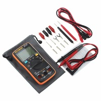 AN8008 True RMS LCD Digital Multimeter Voltmeter Ammeter AC DC Voltage Current Tester Tools