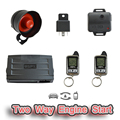 SPY two way remote engine start stop car alarm auto system keyless entry lcd screen immobilizer alarma starline a91 magicar