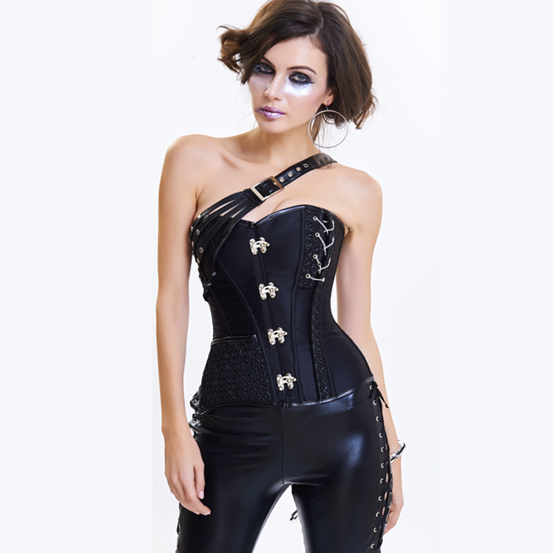 Shaper   Corset   Waist trainer Slimming Shaper Body Shapers Women Gothic clothing Gothic Steampunk Corselet   Corset     Bustier     Corsets