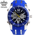 SMAEL Sports Electronic Waterproof Activity Mens 50m Waterproof Watch Multifunction Fashional Present For Men 1006B