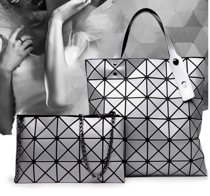 Women Fashion BAOBAO Bag Issey Miyake Geometry Package Inferior ... 07d4a0b696