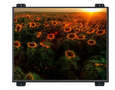 7 8 10 12 15 19 inch  Capacitive Touch Screen open frame monitor all in one pc wifi 1920*1080 HD CCTV monitor display 8 4 8 inch industrial control lcd monitor vga dvi interface metal shell open frame non touch screen 800 600 4 3