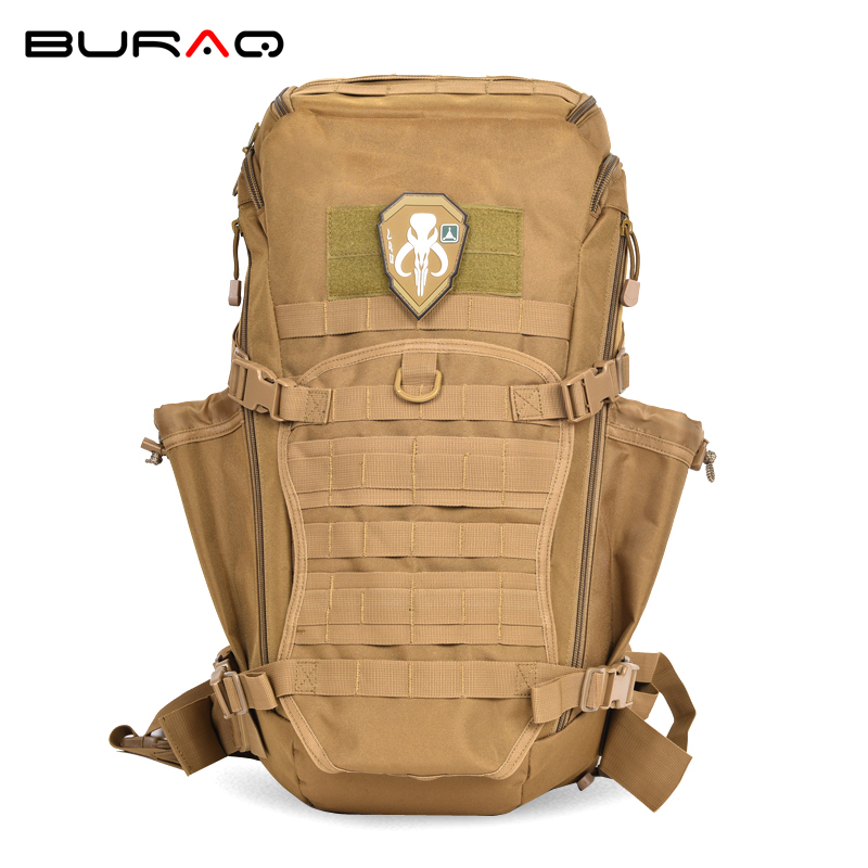 Tactical Backpack Men Military Camouflage Molle Backpacks Waterproof Mountaineer Hiking Hunting Outdoor Sports Rucksack new arrival 38l military tactical backpack 500d molle rucksacks outdoor sport camping trekking bag backpacks cl5 0070