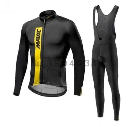 Mavic 2018 Pro Team Cycling Clothing Road Bike Wear Racing Clothes Quick Dry Men s Cycling