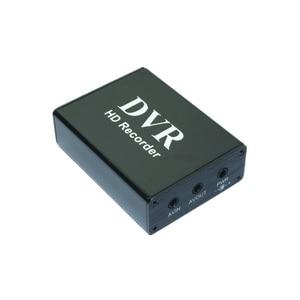 Image 3 - Новый 1CH Мини DVR CVBS запись, 1 канал CCTV монитор Поддержка нескольких режимов записи SD карта записи DVR Черный