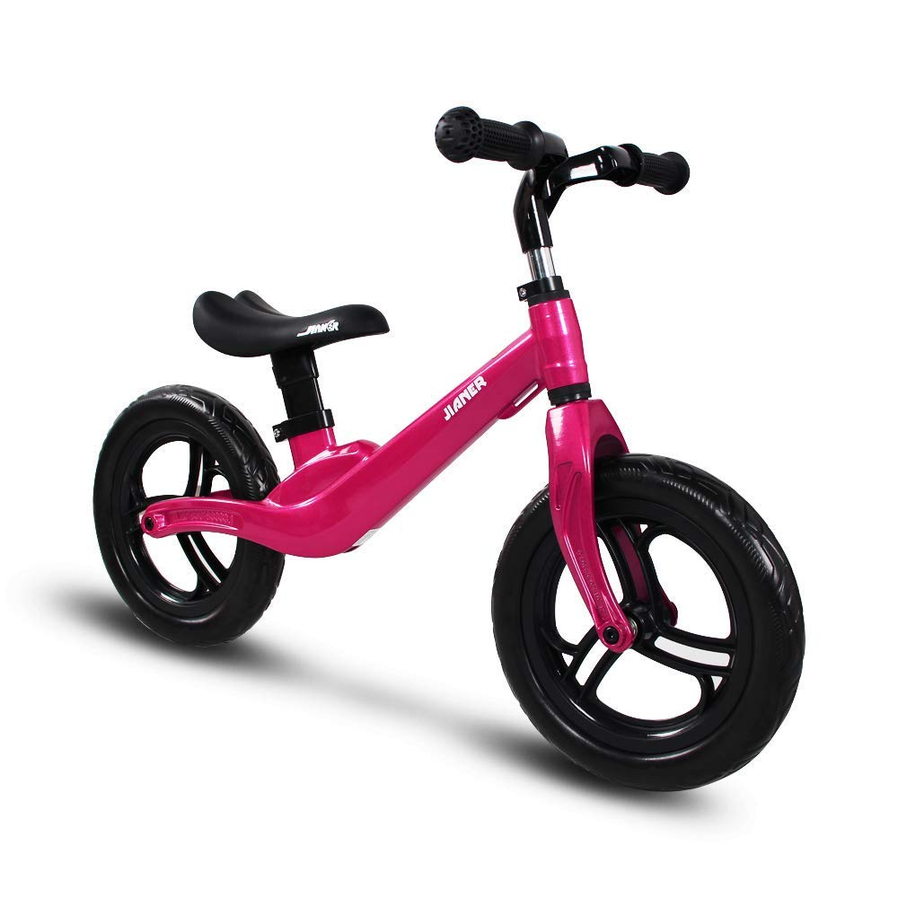 Ultralight Kids Balance Bike No Pedal Kids Bycycle For 18M~5Years Old Kids 7 Color