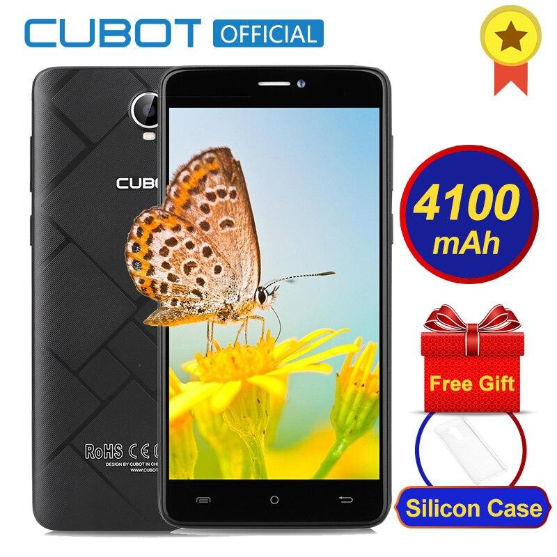 Cubot Max Android 6.0 MTK6753A Octa base Smartphone 6.0 pouce 3 gb RAM 32 gb ROM Téléphone portable 4100 mah 4g LTE Mobile Téléphone