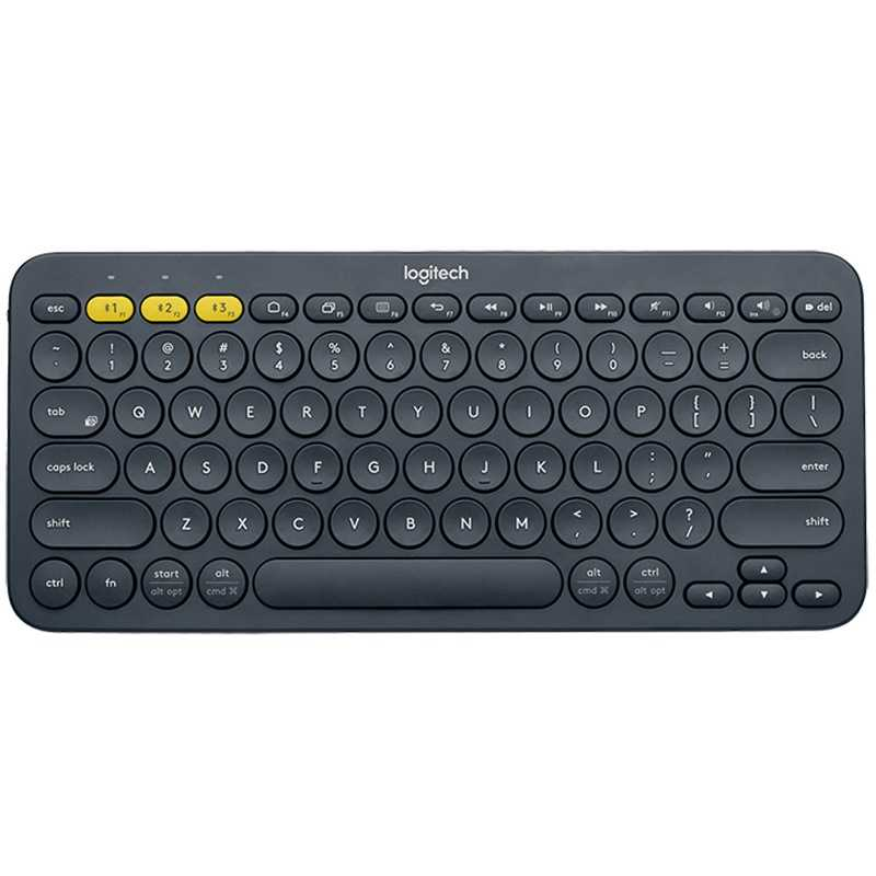 629d6c4fd03 Logitech K380 Bluetooth Keybord Original tastiera Multi device Light ...