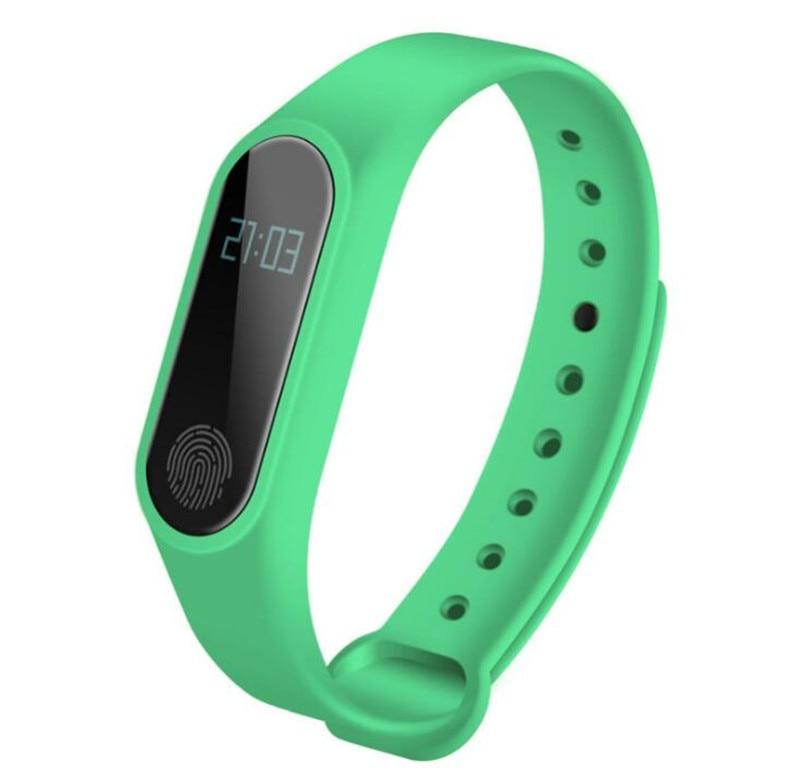 12da6ffc46c6 10 unids lote Smart fitness Tracker wristbands impermeable activity Tracker pulsera  inteligente podómetro salud pulsera para smartphones en Pulseras ...