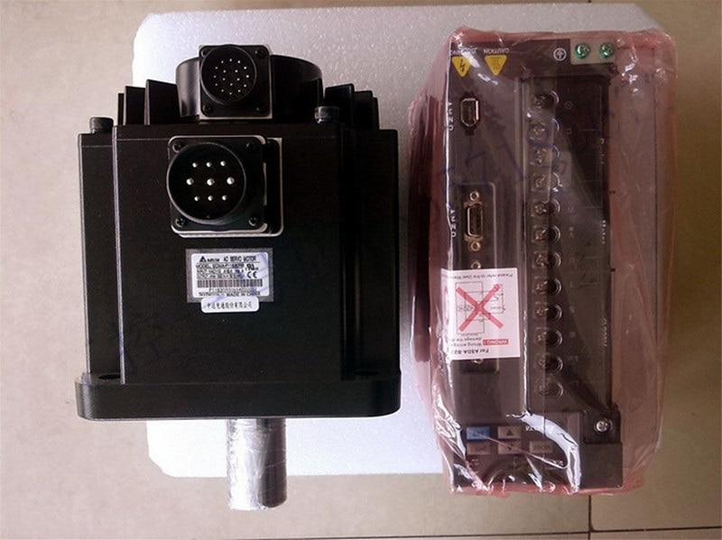 ECMA-F11875R3+ASD-A2-7523-L DELTA AC servo motor driver kits 7.5kw 1500rpm 47.74Nm 180mm frame