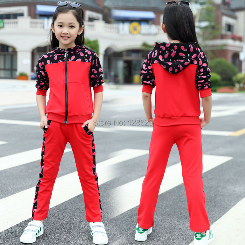 Girls Sports Suits (1)