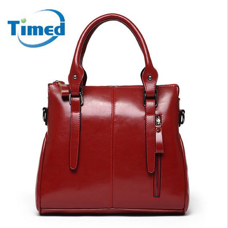 New 2017 Genuine Leather + Pu Fashion Women Handbags Vintage Totes Famous Brand Cowhide Shoulder Bag Ladies Messenger Bag qiaobao 100% genuine leather handbags new network of red explosion ladle ladies bag fashion trend ladies bag