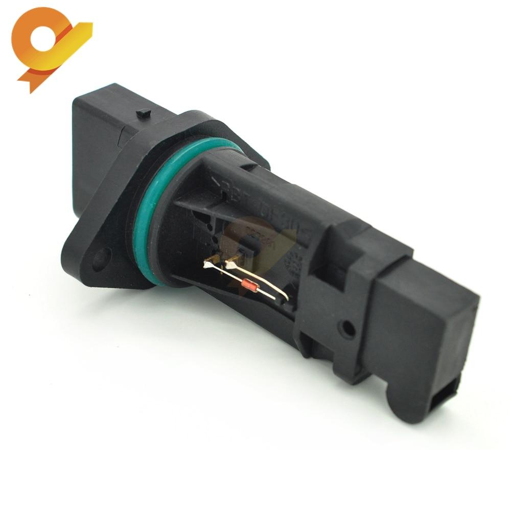 Mass Air Flow Meter MAF Sensor For BMW 3 Series 318i 316i Z3 Coupe Touring 7 Series 740D E46 E36 E38 0280217124 13621433565