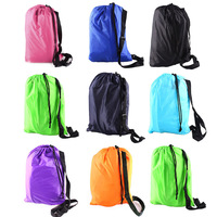 2016 Fashion Fast Inflatable Bean Flatfish Sleeping Bed Sofa Air Bag For Camping Hiking Beauty Health