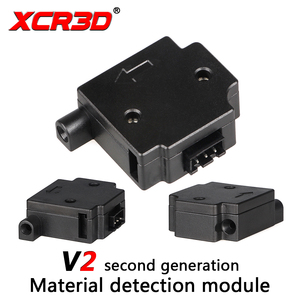 XCR3D 3D Printer Part Material