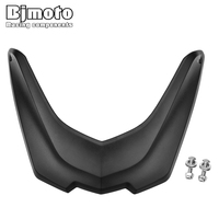 BJMOTO Motorcycle Front Fender Beak Extension Extender Wheel Cover Cowl For BMW R1200GS LC 2013 2017