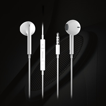 Hifi Super Bass Headset 3.5mm In-Ear Stereo Earphon With Mic 3.5mm Earphone For Iphone 6 Samsung Galaxy S6 s7 s7edge S8 s9 Plus