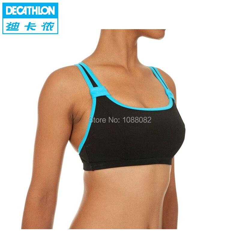 Decathlon Swimming Swimsuit Dary Top Tops Of Anti Chlorine