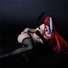 Anime Sexy Naked Action figure Sex High School DXD New Rias Gremory Beauty Girl ver. 1/4 GK Resin figures Collection Model toys