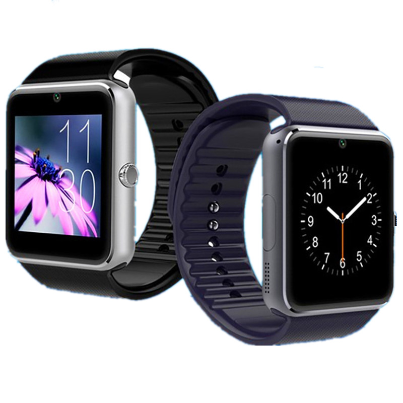 font b Smart b font font b Watch b font GT08 Clock Sync Notifier Bluetooth