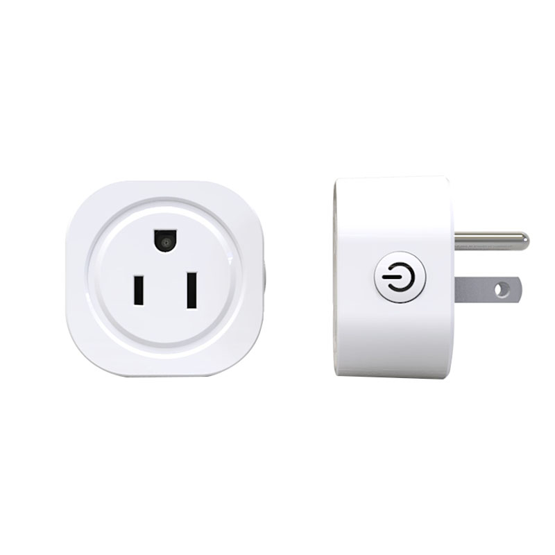10A WiFi Smart Plug APP Remote Control Timing Socket Wireless Outlet US Plug Mini Smart Socket for Smart Home Automation sm s0301 wireless control wifi multi plug power socket smart home automation us plug outlet