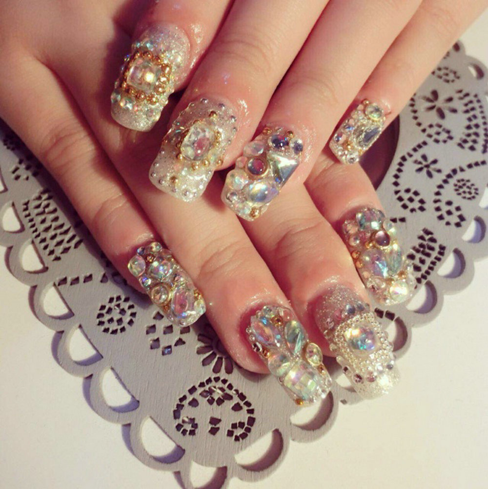 Nail Art Ideas » New Style Of Nail Art - Pictures of Nail Art Design ...