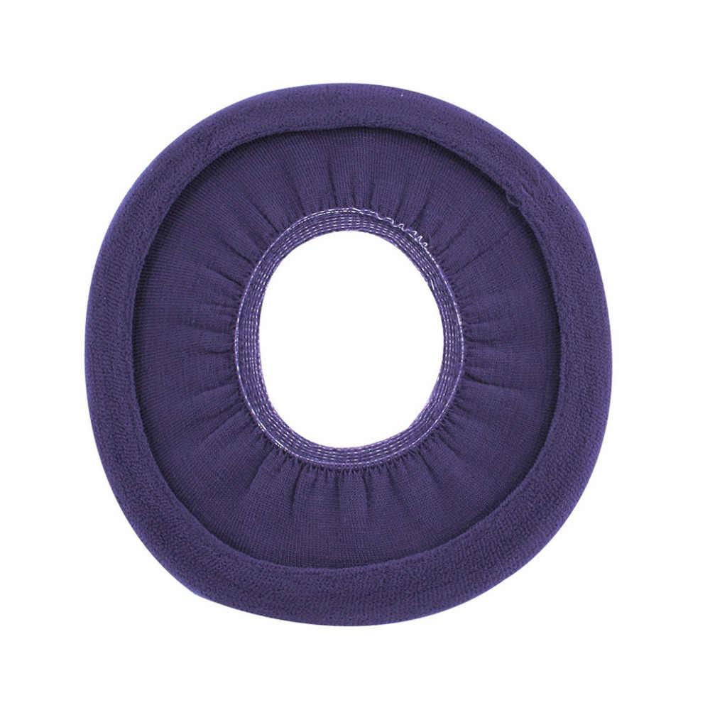 1 pc 洗える布 O 形ウォーム便座カバーマットパッド浴室用新加入到着