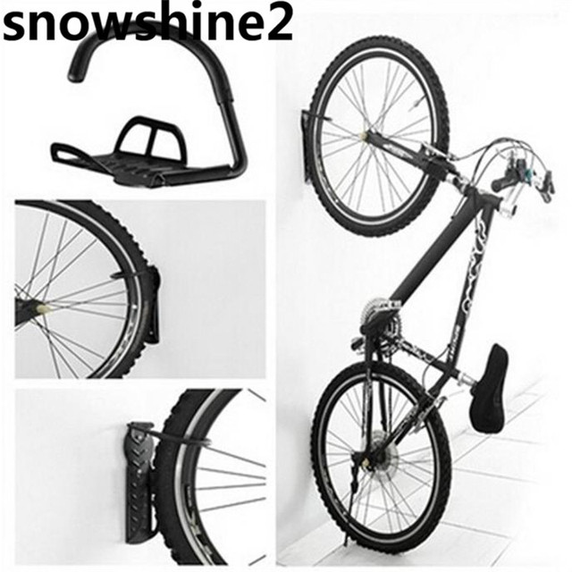 snowshine2 #3522 Bicycle Wall Hanger Bike Storage System For Garage or Shed wholesale  sc 1 st  AliExpress.com & snowshine2 #3522 Bicycle Wall Hanger Bike Storage System For Garage ...