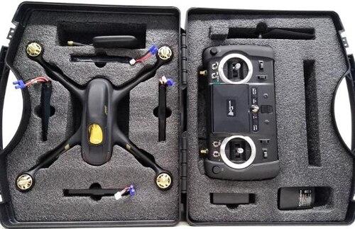Hubsan H501S H502S H502E H501C H507A quadcopter Дрон части Сумка Для Хранения Чехол box 2017 H501S Обновление версии аксессуары